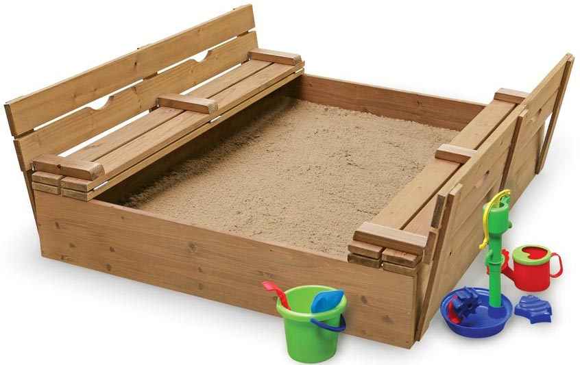 Песок для песочницы купить в Красноярске