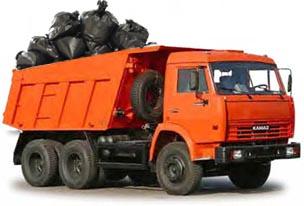 Вывоз мусора дешево Красноярск