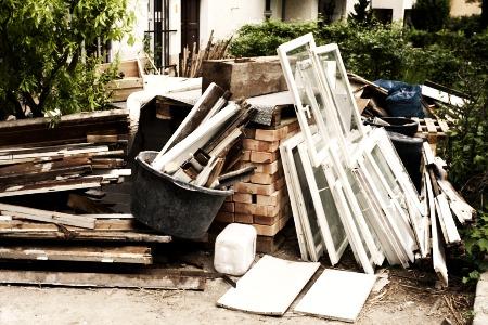 Как утилизировать крупногабаритный мусор