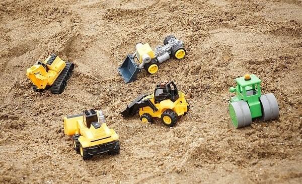 Детский песок в Красноярске