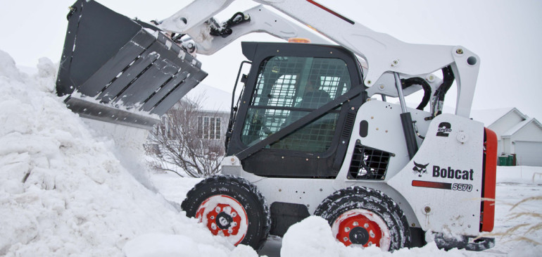 Услуги по уборке снега — положитесь на нас!