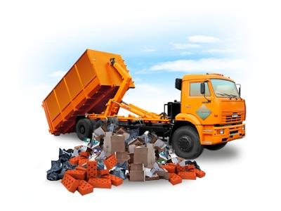 Вывоз мусора — актуальная проблема