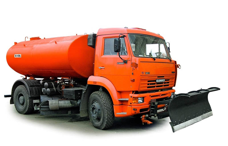 Поливомоечная машина в Красноярске