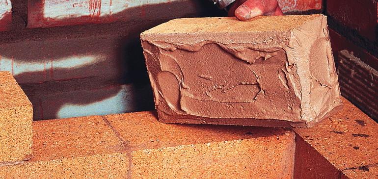 Глиняный раствор: соотношение и изготовление